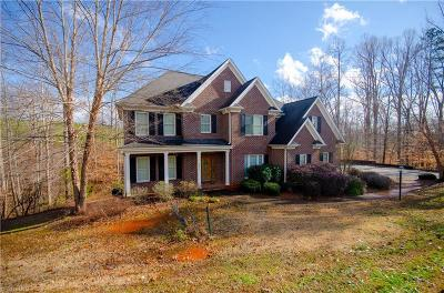 Asheboro Single Family Home For Sale: 797 Anns Court