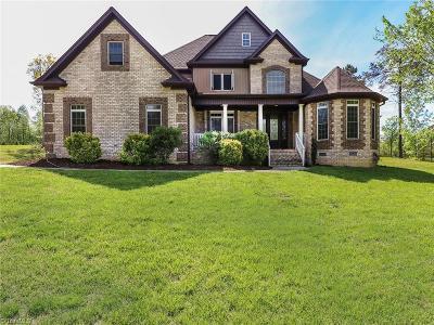 Greensboro Single Family Home For Sale: 5013 Tamarack Drive