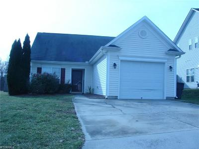 High Point Single Family Home Due Diligence Period: 2839 Mossy Meadow Drive