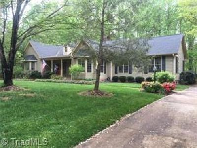 Rockingham County Single Family Home Due Diligence Period: 1291 Tellowee Road