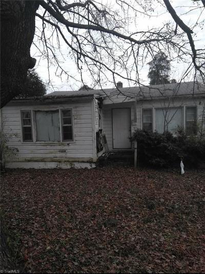 High Point Single Family Home For Sale: 412 Cedar Street