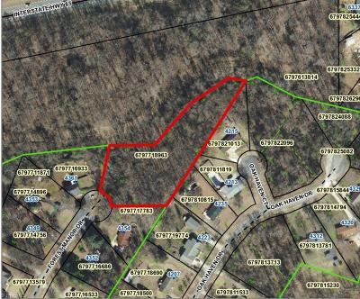 Trinity Residential Lots & Land For Sale: 22 Forest Manor Drive