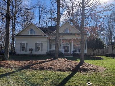 Summerfield Single Family Home For Sale: 6985 Bethesda Court