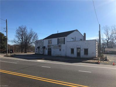 Greensboro Commercial For Sale: 3206 E Bessemer Avenue