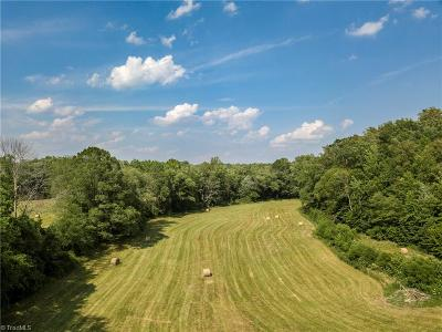 Davie County Residential Lots & Land For Sale: Everhart Road