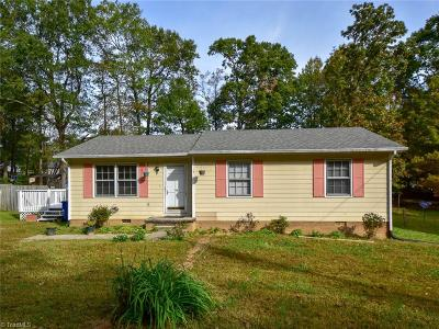 Gibsonville Single Family Home Due Diligence Period: 709 Broad Street