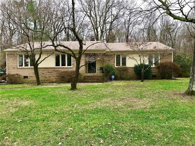 Greensboro Single Family Home Due Diligence Period: 3509 Cotswold Terrace