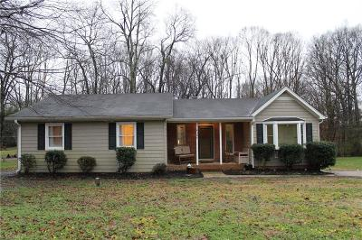 Trinity Single Family Home For Sale: 4307 Creekview Drive