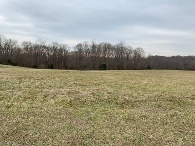 Davie County Residential Lots & Land For Sale: 00 Oak Meadow Lane