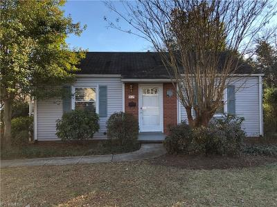 Kernersville Single Family Home For Sale: 517 Lake Drive