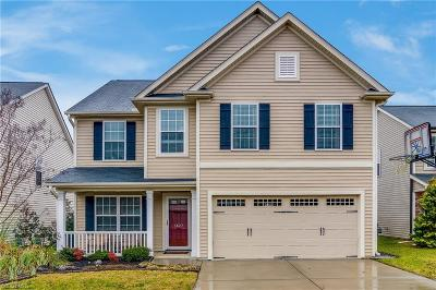 Clemmons Single Family Home Due Diligence Period: 5627 Misty Hill Circle