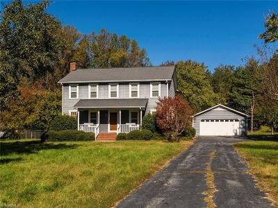 Greensboro Single Family Home Due Diligence Period: 7020 End O Trail Road
