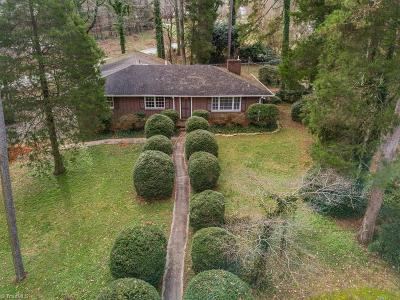 Winston Salem, Clemmons, Lewisville Single Family Home Due Diligence Period: 2800 Brookhill Drive