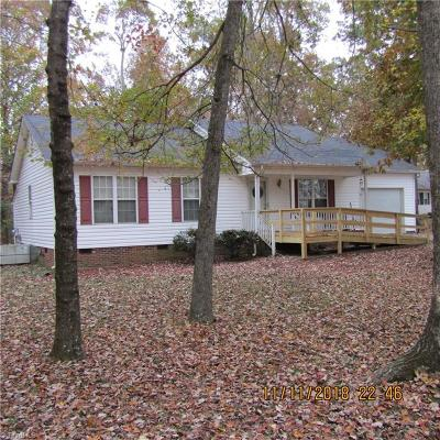 Alamance County Single Family Home For Sale: 8520 S Nc Highway 49