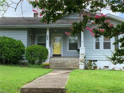 Single Family Home For Sale: 405 Colonial Drive