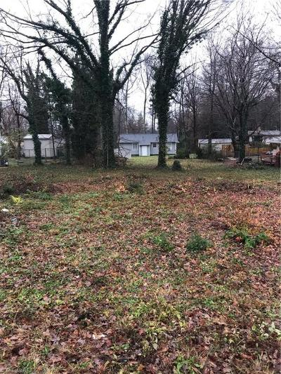 High Point Residential Lots & Land For Sale: 821 Old Winston Road