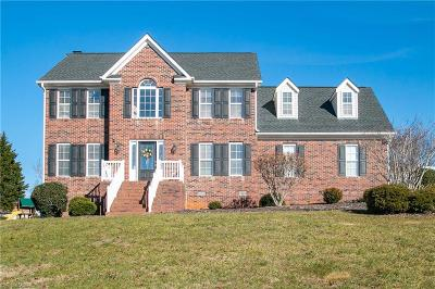 Kernersville Single Family Home Due Diligence Period: 9409 Deer Path Lane