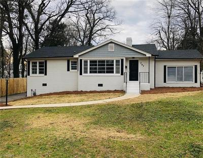 High Point Single Family Home For Sale: 707 Quaker Lane
