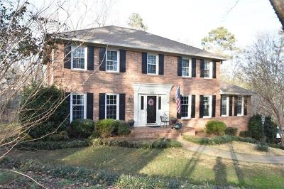 Clemmons Single Family Home For Sale: 6941 August Drive