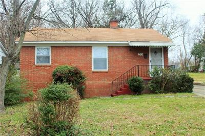 High Point Single Family Home Due Diligence Period: 709 Commerce Avenue
