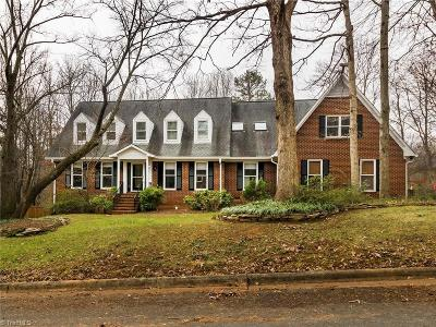 Greensboro Single Family Home For Sale: 403 Staunton Drive