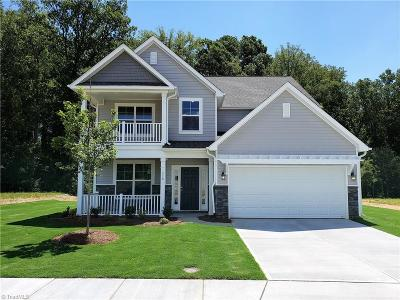 Kernersville Single Family Home For Sale: 1310 Royal Coach Trail