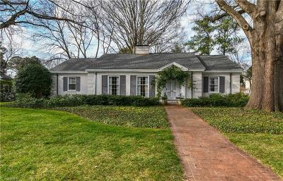 Greensboro Single Family Home Due Diligence Period: 1104 Country Club Drive