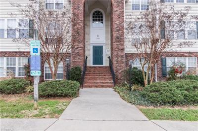 High Point Condo/Townhouse For Sale: 160 James Road #1B