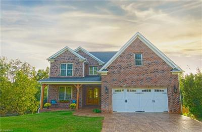 Pfafftown Single Family Home For Sale: 4440 Pebble Lake Drive