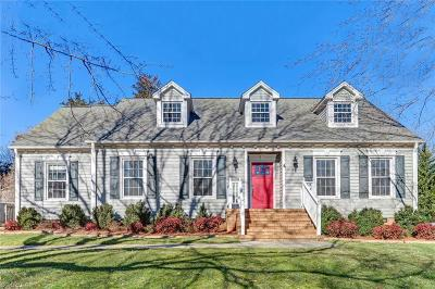 Greensboro Single Family Home For Sale: 5514 Robinridge Road