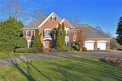 Bermuda Run Single Family Home For Sale: 471 Bing Crosby Boulevard