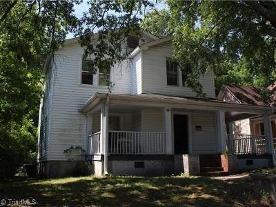 Greensboro Single Family Home For Sale: 710 Broad Avenue