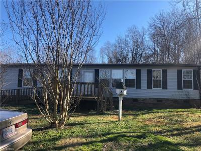 Manufactured Home Sold: 1496 Kindley Road