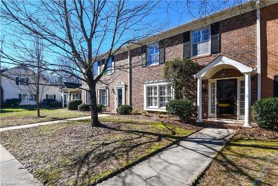 Greensboro Condo/Townhouse For Sale: 22 Fountain Manor Drive