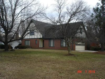 High Point Single Family Home Due Diligence Period: 2016 Candelar Drive