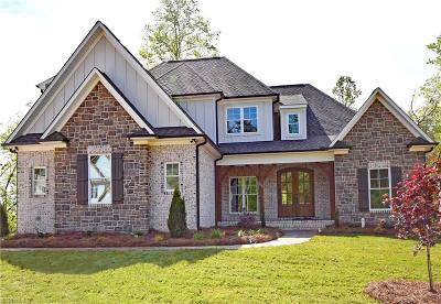 Winston Salem Single Family Home For Sale: Lot 35 Zinfandel Street