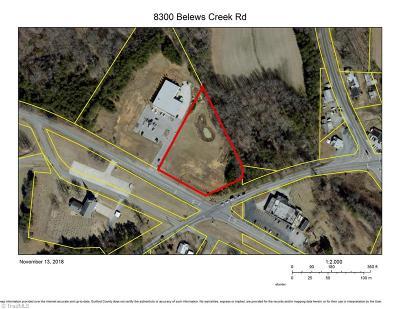 Stokesdale Residential Lots & Land For Sale: 8300 Belews Creek Road