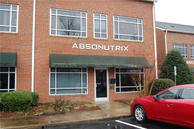 Greensboro Commercial For Sale: 5500 Adams Farm Lane #110