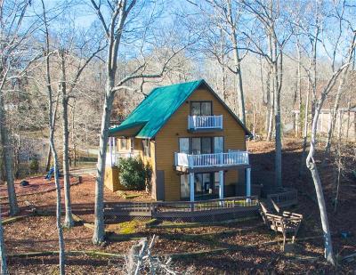 Lexington Single Family Home For Sale: 227 Lookout Point