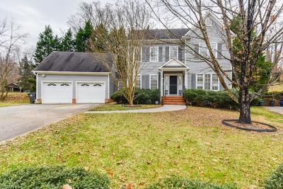 Winston Salem Single Family Home For Sale: 4208 Clarendon Creek Court