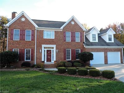 High Point Single Family Home For Sale: 3802 Wildwood Court