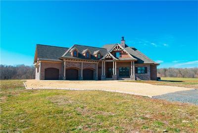 Advance Single Family Home For Sale: 356 Baltimore Trails Lane