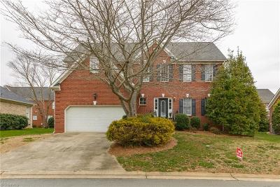 Clemmons Single Family Home For Sale: 3007 Deercroft Lane