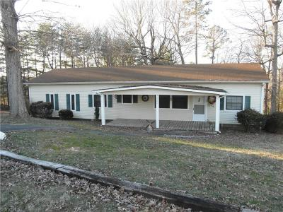 Randleman Single Family Home For Sale: 2809 Old Liberty Road