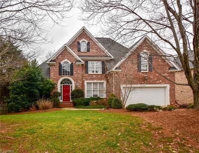 Greensboro Single Family Home For Sale: 3 Rosebay Lane