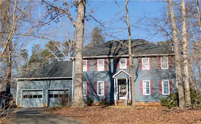 Pfafftown Single Family Home For Sale: 3444 Mill Run Lane