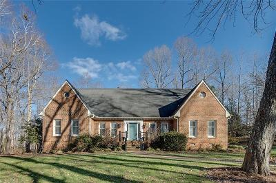 Asheboro Single Family Home For Sale: 816 Cedar Creek Drive