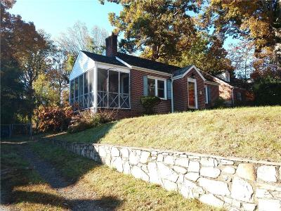 Ardmore Single Family Home For Sale: 1535 Hawthorne Road