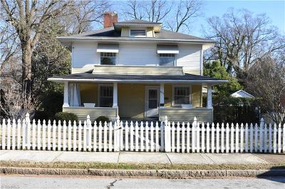 Greensboro Single Family Home Due Diligence Period: 806 Cypress Street