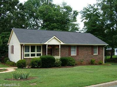 Alamance County Single Family Home Due Diligence Period: 103 Goodson Avenue